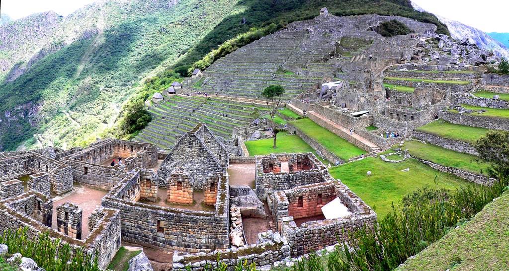 Peru : Kultur-, berge -Kondore ( Nevado Chachani 6075m, Machu, picchu