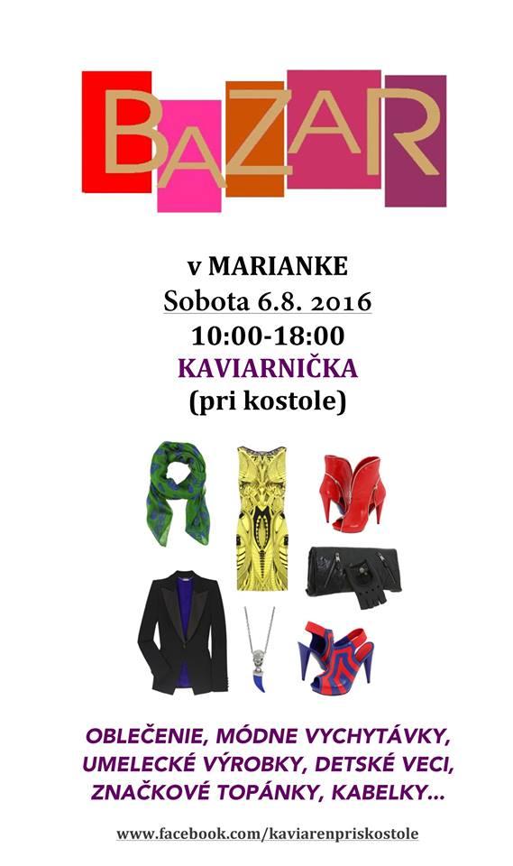 0c56f2871873 Nepremeškajte skvelý módny bazárik v Kaviarničke už túto sobotu v ...