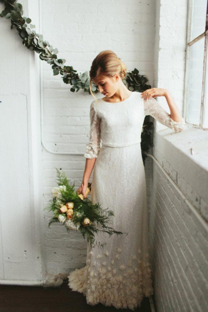 daab10dce03f Idete sa vydávať túto zimu a nemáte ešte svadobné šaty  Tu je 10 ...