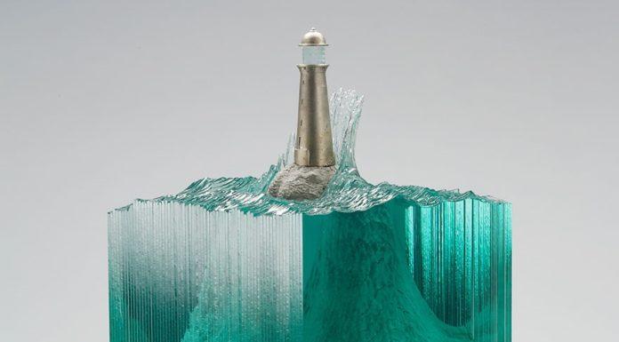 Ben Young a jeho neuveriteľný príbeh mora v sochách zo skla 4