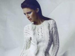 Ikona Linda Nývltová pre magazín Harper´s Bazaar 7