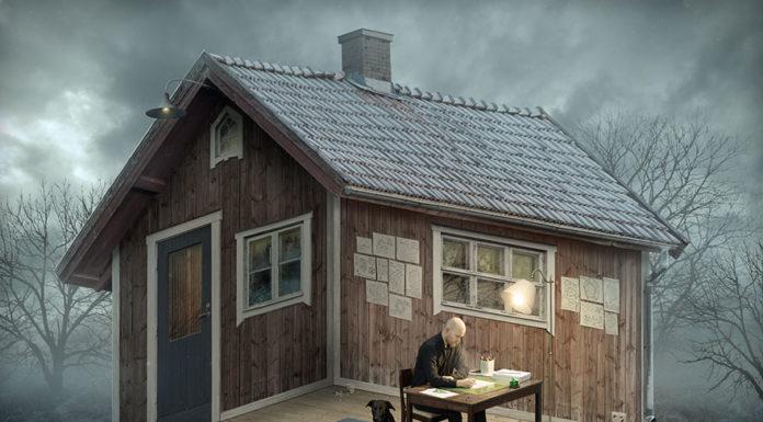 Optické ilúzie švédskeho umelca, ktoré vás donútia zamyslieť sa 1