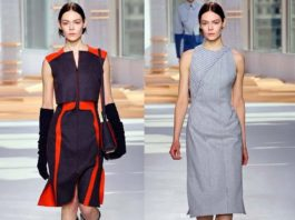 Kinga Rajzak pre Boss F/W 2015/2016 na New York Fashion Week 3