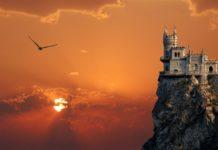 Lastovičie hniezdo – Zámok na útese na Kryme 1