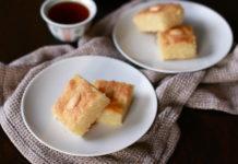 Namoura – Libanonský semolinový koláč