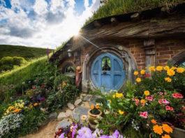 Prekrásny rozprávkový svet Hobitov na Novom Zélande 1