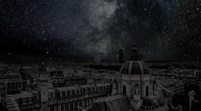 Ako by vyzerali najznámejšie mestá bez svetiel pod nočnou oblohou? 1