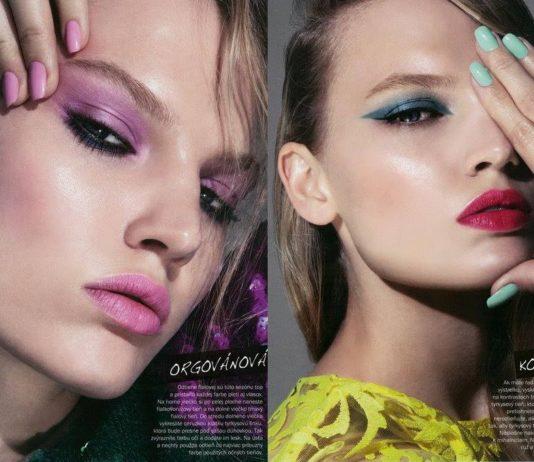 Miss Slovensko 2012 Kristína Krajčírová v najnovšom vydaní EMMA magazín 4