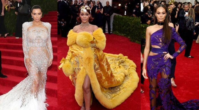Najočakávanejší večer Met Gala 2015 – Červený koberec, celebrity a ich extravagantné róby 26