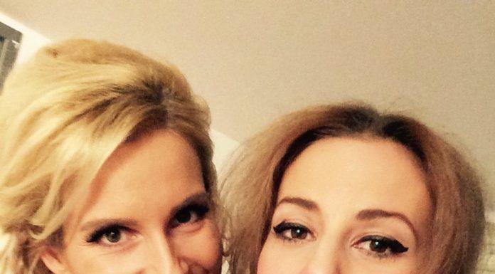 Sexi modelka a moderátorka Diana Hágerová zverejnila svoje selfies 1