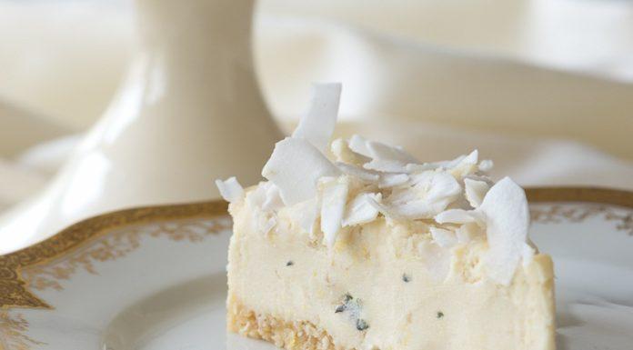 """Citrónovo tymiánový raw """"cheesecake"""" z pínových orieškov 3"""