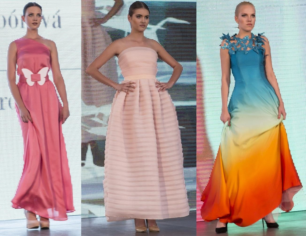 Mesto módy ožilo vďaka ÓDY MÓDY 2015 - módnej prehliadke TOP absolventov odevného dizajnu 47
