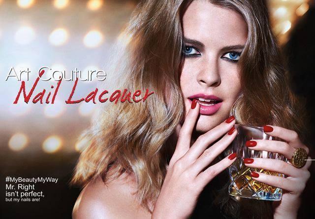 Slovenská topmodelka Michaela Hlaváčková nafotila kampaň pre nemeckú kozmetiku ARTDECO