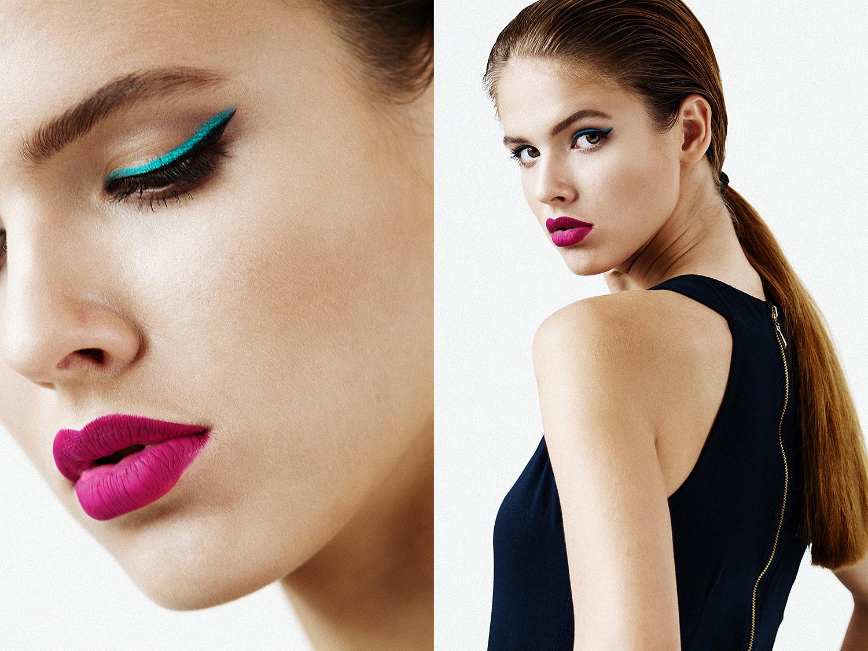 Farebné líčenie počas celého roka - Radí vizážistka Lucia Woloszyn Freund + ROZHOVOR 3
