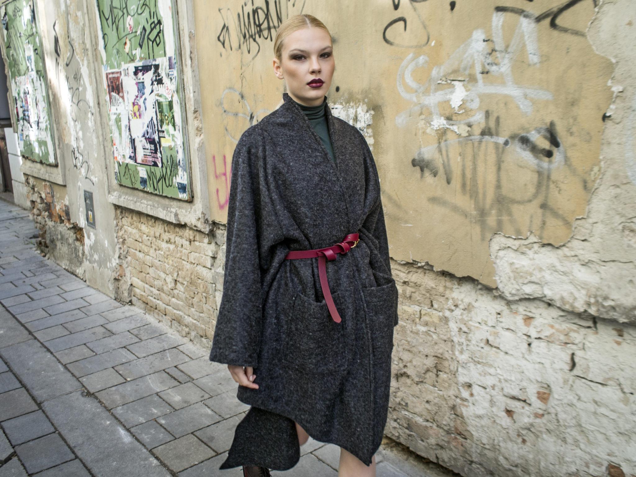 Módna návrhárka Katarína Halasová na jesenných BMD 2015 - V mojich kolekciách neónové farby určite neuvidíte + ROZHOVOR 1