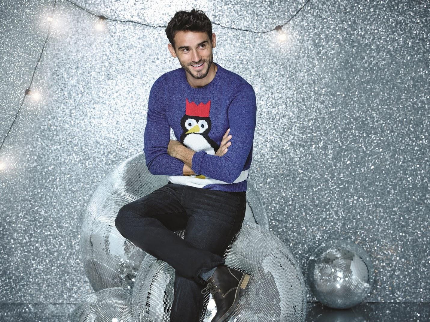 Vianočné večierky, či Silvestrovská párty budú s pánskou kolekciou F&F zaručene štýlové! 3
