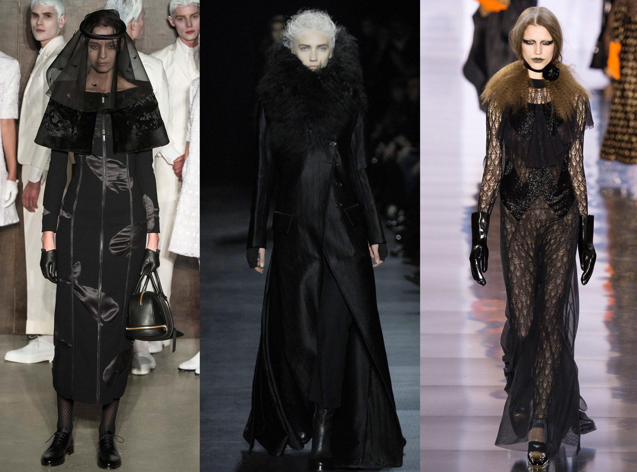 TOP 20 najlepších gotických štýlov z prehliadkových mól všetkých čias 18