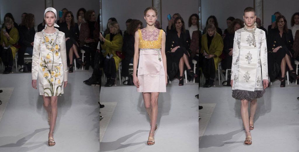 b56bc8ed4 Taliansky módny návrhár Giambattista Valli predstavil svoju kolekciu! Na  móle zažiarila aj slovenská modelka Sára Wittgrúberová!