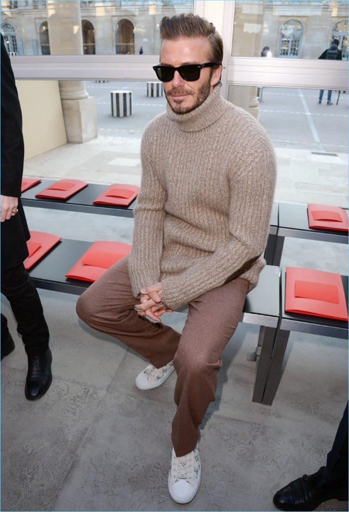Ktoré svetové celebrity dorazili na módnu prehliadku Louis Vuitton v ... 696c1bd0ba8