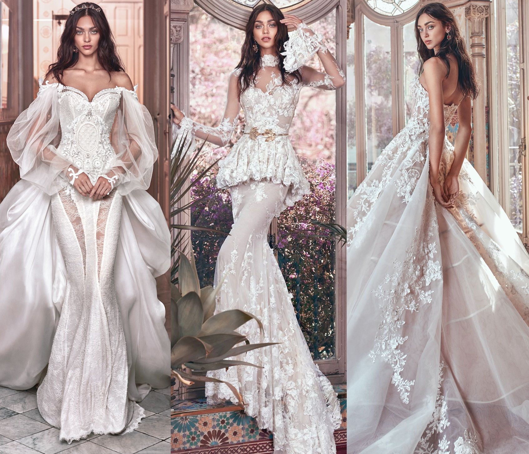 429e0b0b38af Izraelská módna značka Galia Lahav predstavila najnovšiu kolekciu luxusných  svadobných šiat pre sezónu 2018! Tieto šaty jednoducho musíte vidieť!!!