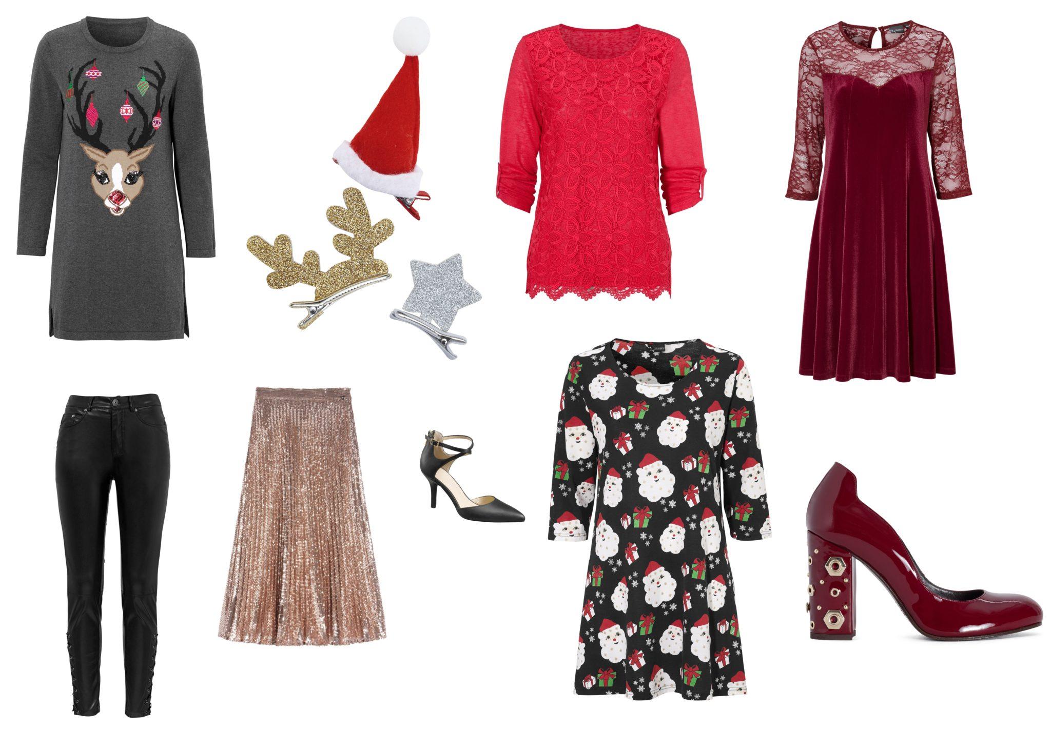 0fa962df9cf6 Štýlová aj na Vianoce!!! Prinášame vám skvelé tipy na outfity