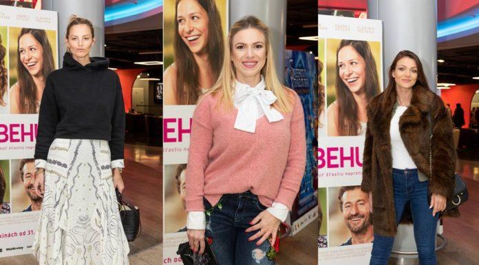 18f43caf3c83 Smiech v kinosále sa niesol počas celého filmu!!! Ktoré známe tváre si  nenechali ujsť slovenskú premiéru komédie Ženy v behu  + VIDEO
