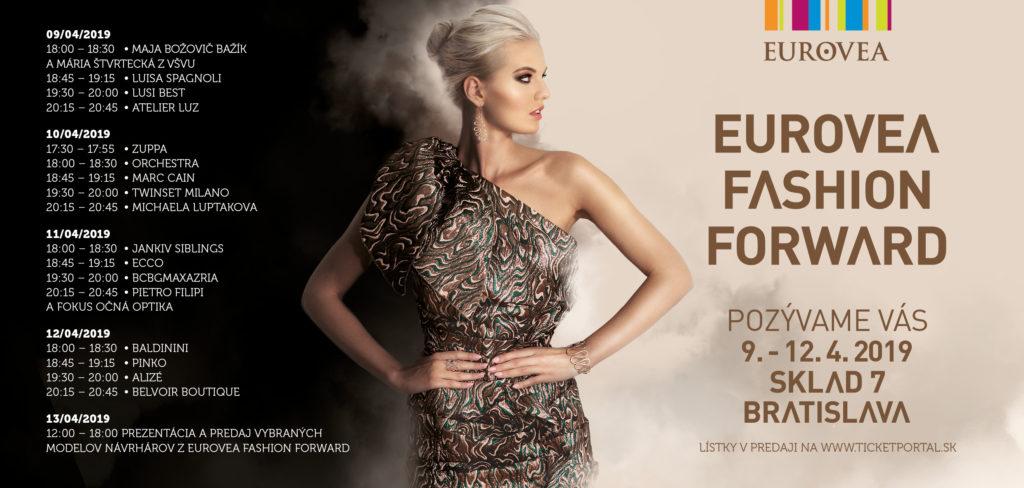 5293cbf4c Od utorka 9.4.2019 do piatku 12.4.2019, môžu milovníci módy opäť zažiť v  Bratislave rovnakú atmosféru ako na svetových Fashion Weekoch.