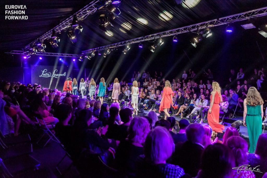 79c6cbadb Aj tentokrát budú modely počas Eurovea Fashion Forward predvádzať  finalistky tohtoročnej Miss Slovensko.