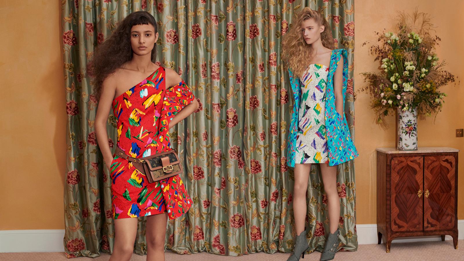 Módna značka Louis Vuitton predstavila svoju najnovšiu dámsku kolekciu jar leto  2019! Ktorý kúsok by ste si vedeli predstaviť vo svojom šatníku  + VIDEO 14efdb941f8