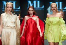 8f4025d7d Michaela Ľuptáková predstavila na prestížnom módnom podujatí Eurovea  Fashion Forward svoju najnovšiu kolekciu jar/leto 2019!