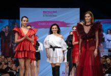 15aeebb468df Slovenská módna návrhárka Izabela Komjati predstavila na Bratislavských  módnych dňoch svoju najnovšiu kolekciu jar leto 2019!